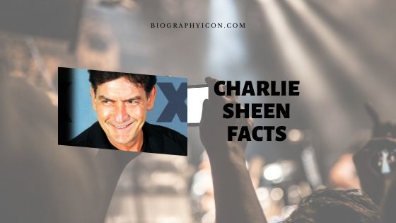61 Interesting American Actor Charlie Sheen Facts