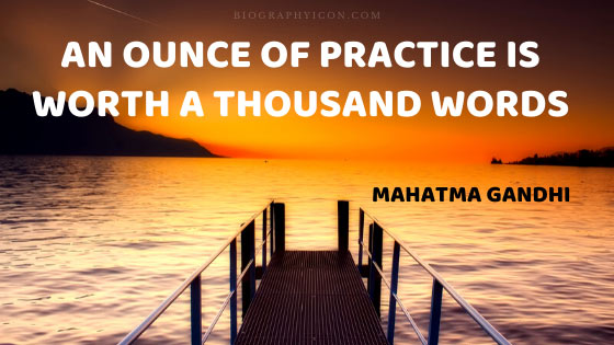 10 Life Lessons from Famous Quotes of Mahatma Gandhi