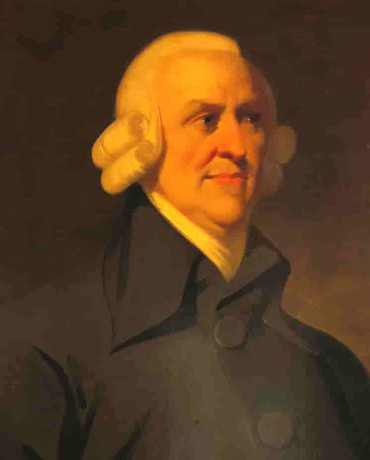 26 Adam Smith Father of Economics Interesting Fun Facts