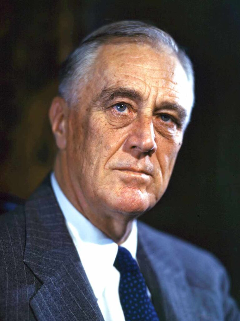 20 Franklin D Roosevelt 32nd US President Interesting Fun Facts