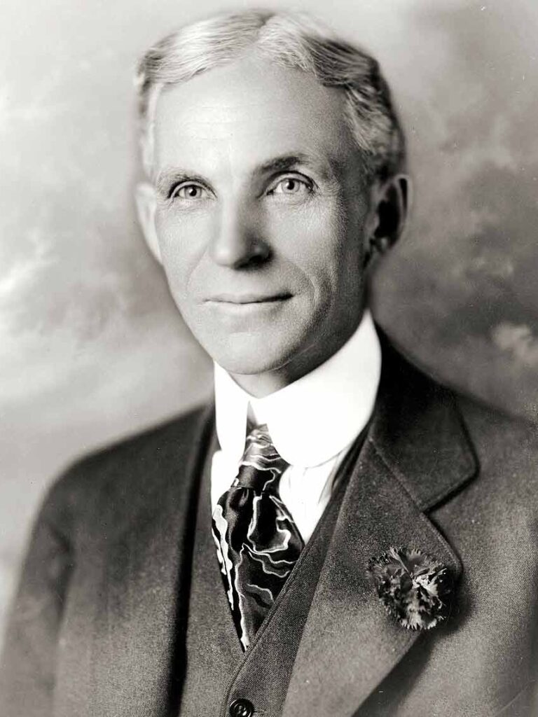 36 Henry Ford Entrepreneur Interesting Fun Facts