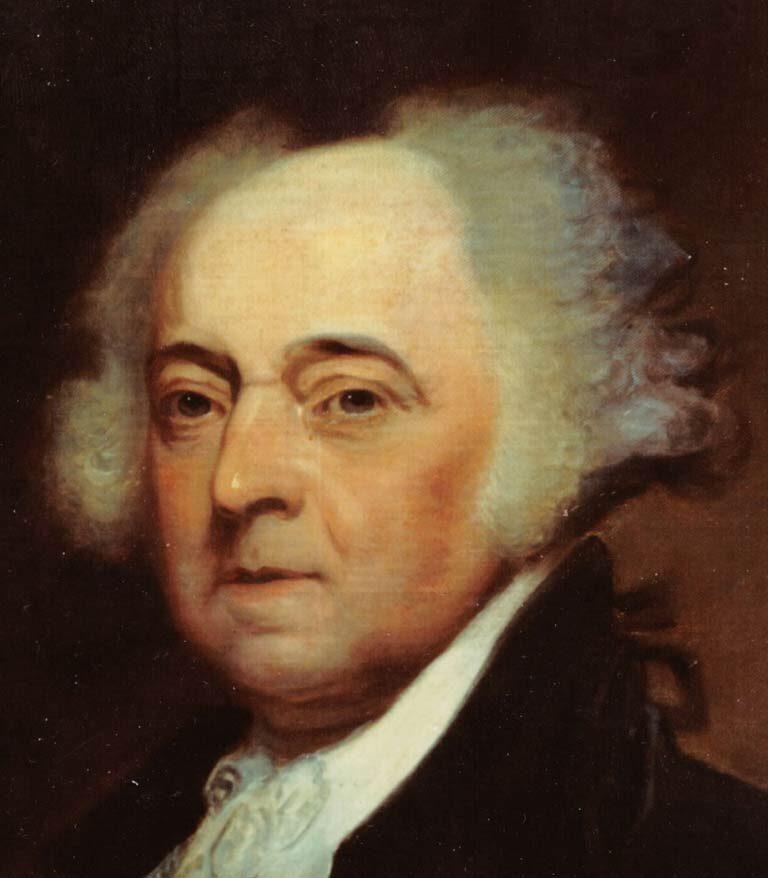 30 John Adams 2nd US President Interesting Fun Facts