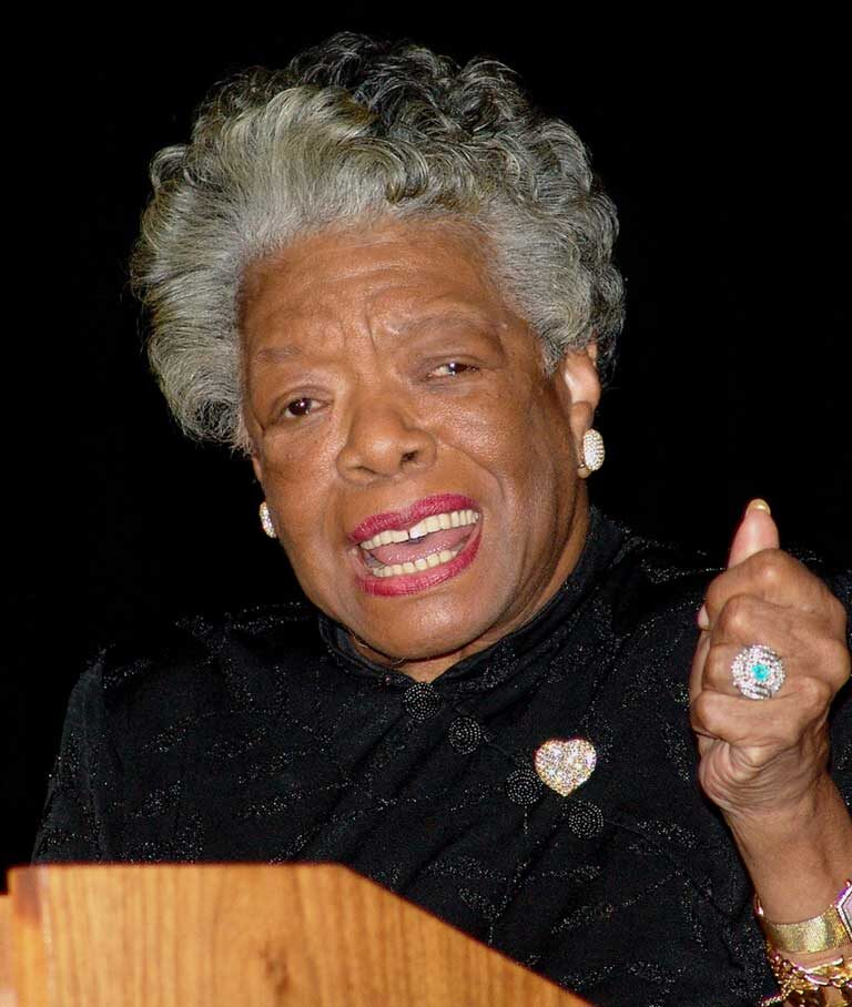 38 Maya Angelou Activist Writer Interesting Fun Facts