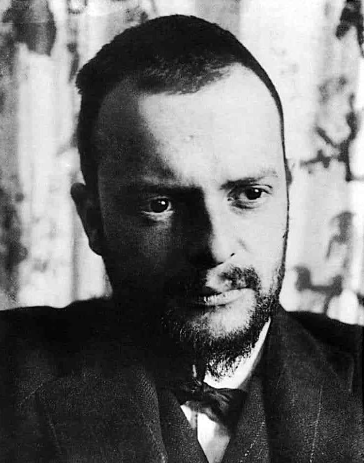 37 Paul Klee German-Swiss Artist Interesting Fun Facts