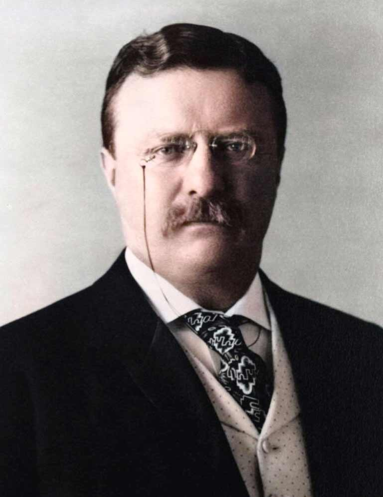 20 Theodore Roosevelt 26th US President Interesting Fun Facts