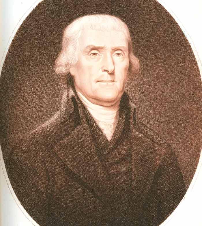 31 Thomas Jefferson 3rd US President Interesting Fun Facts