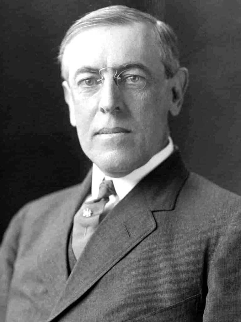 33 Woodrow Wilson 28th US President Interesting Fun Facts