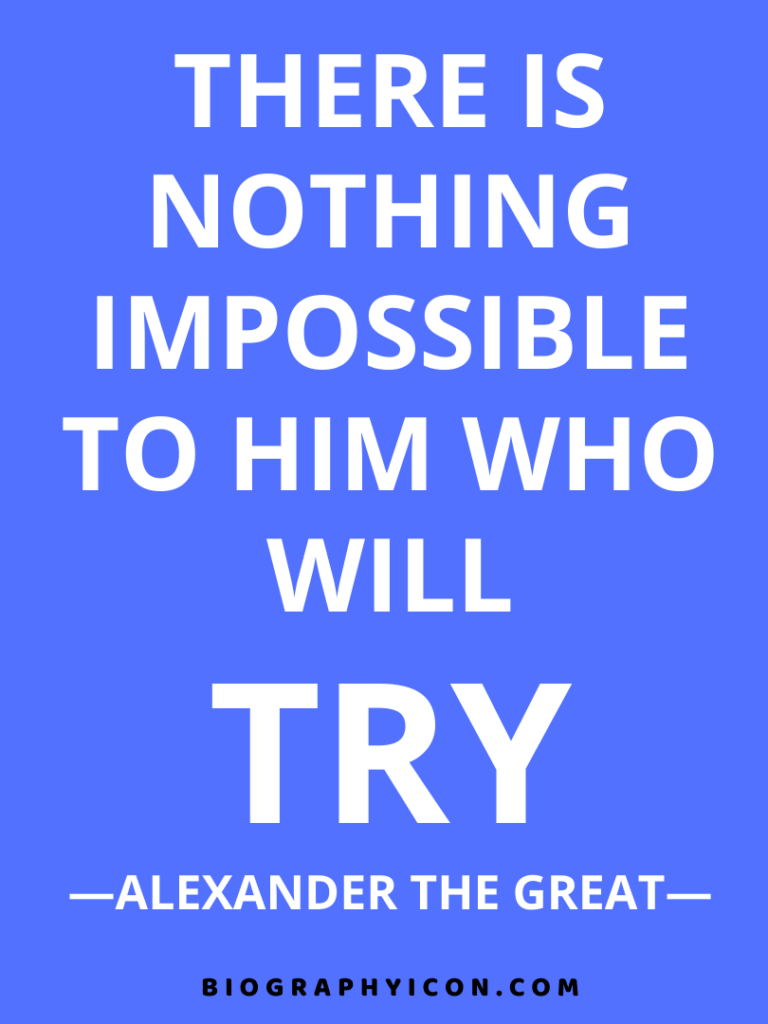 8 Great Life Lessons from Alexander the Great Famous Quotes