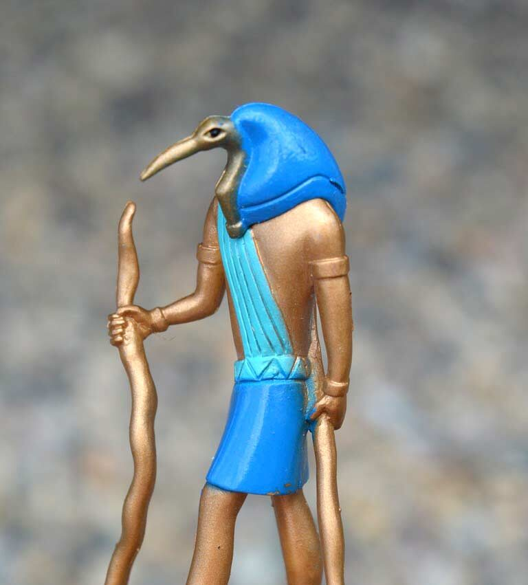 10 Thoth Egyptian God with Ibis Head Interesting Facts