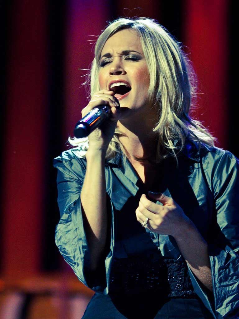 50 Fun Facts about Carrie Underwood, the American Idol